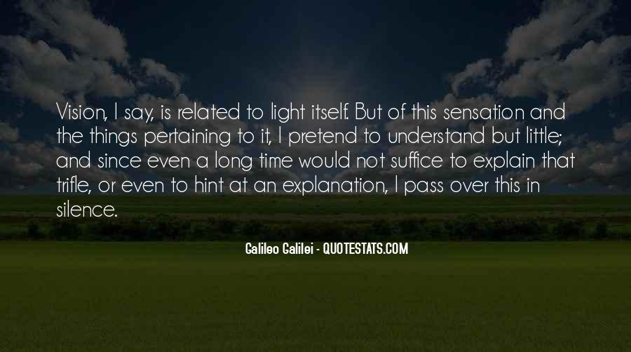 A Little Light Quotes #308465