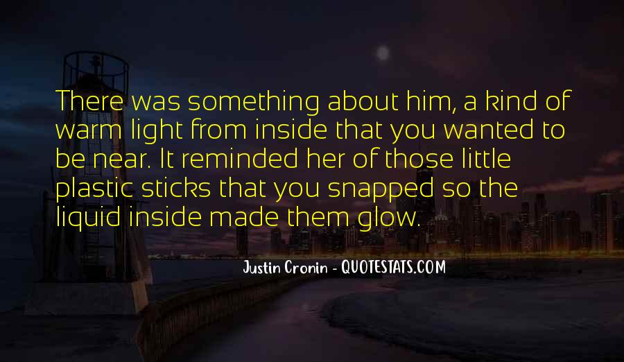 A Little Light Quotes #380806