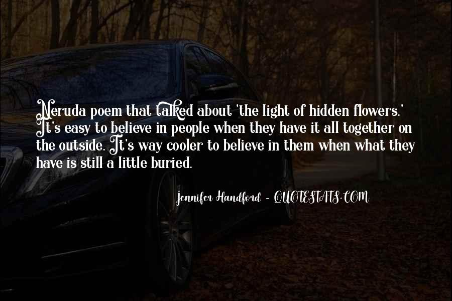 A Little Light Quotes #430873