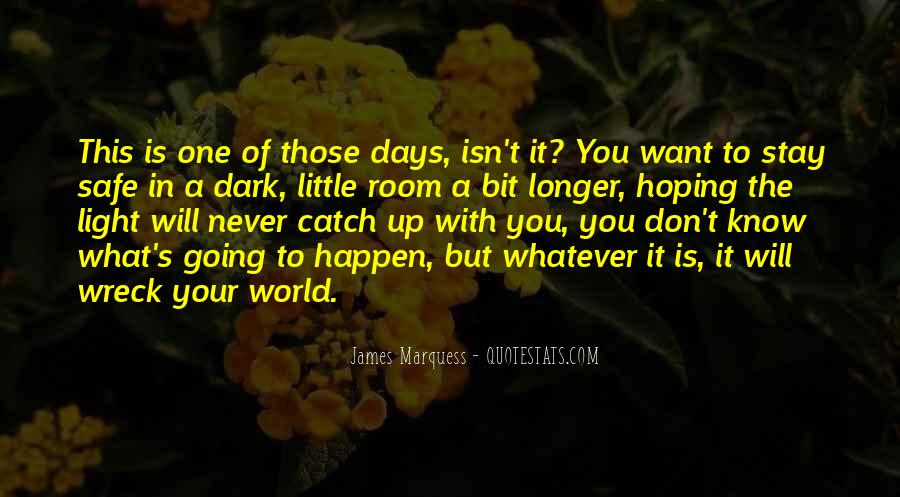 A Little Light Quotes #514102