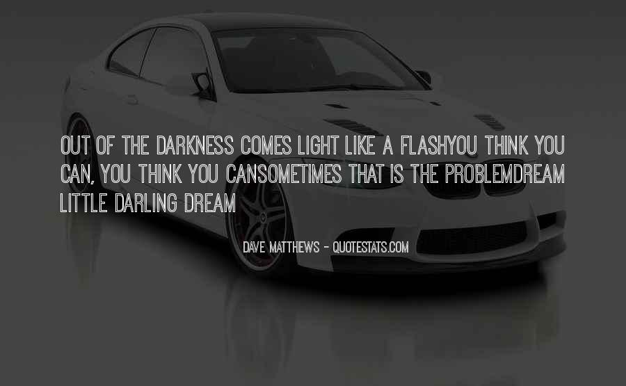A Little Light Quotes #570377