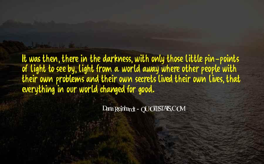 A Little Light Quotes #606684