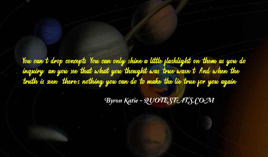 A Little Light Quotes #623178