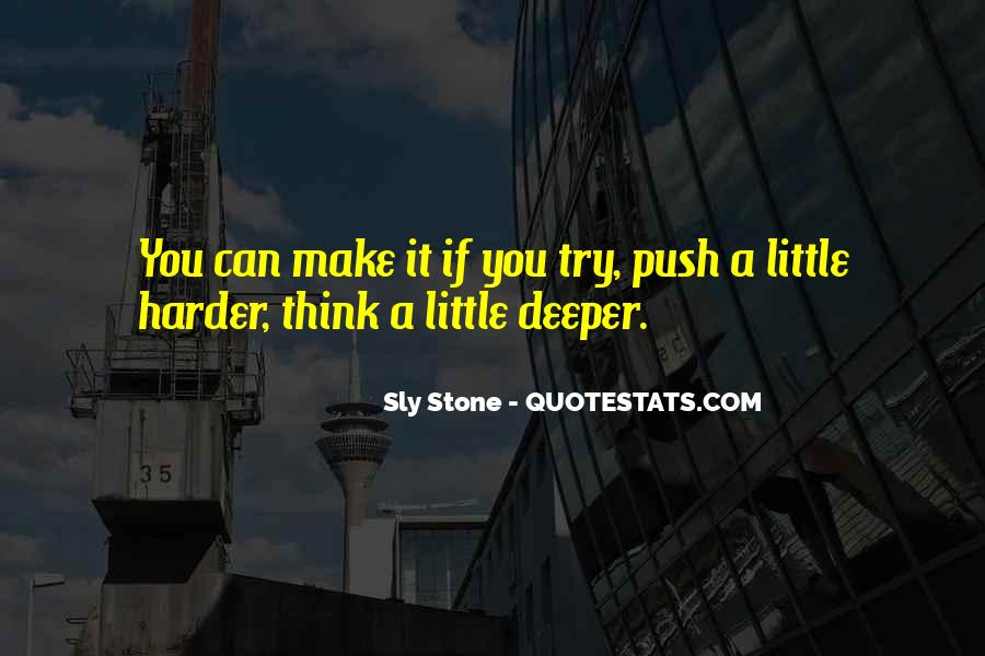 A Little Push Quotes #144737