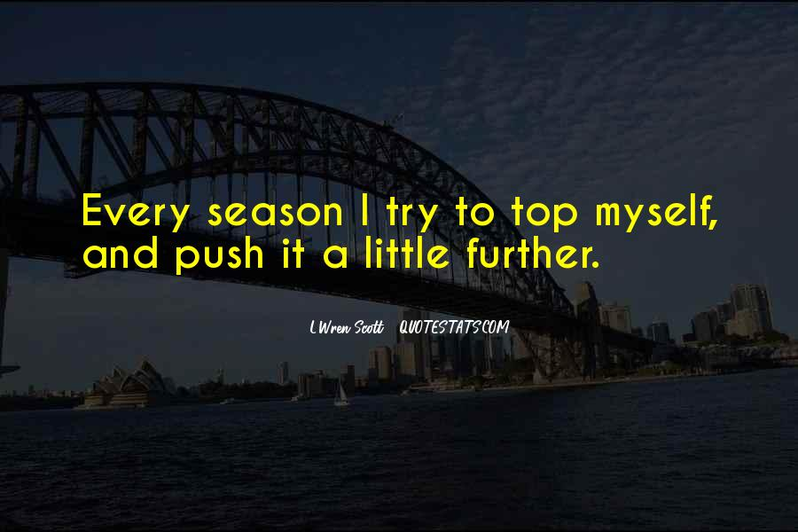 A Little Push Quotes #1483367