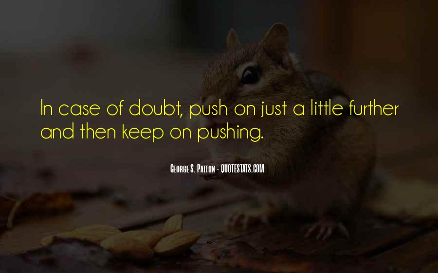 A Little Push Quotes #627037