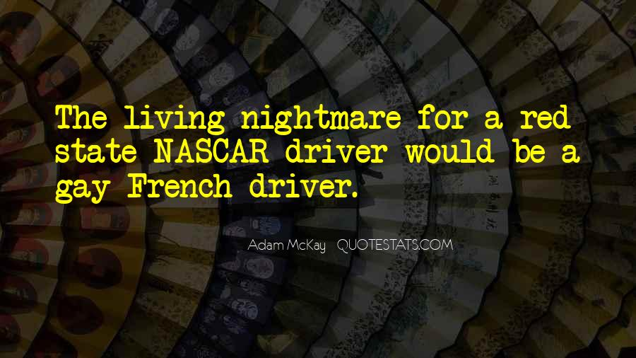 A Living Nightmare Quotes #158509