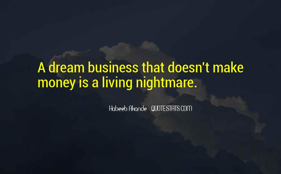 A Living Nightmare Quotes #169123