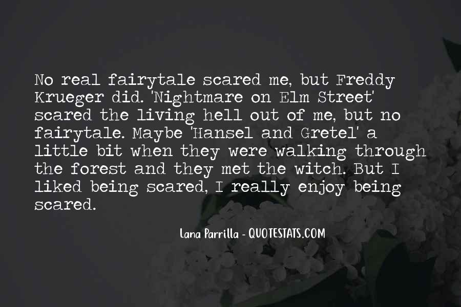 A Living Nightmare Quotes #440