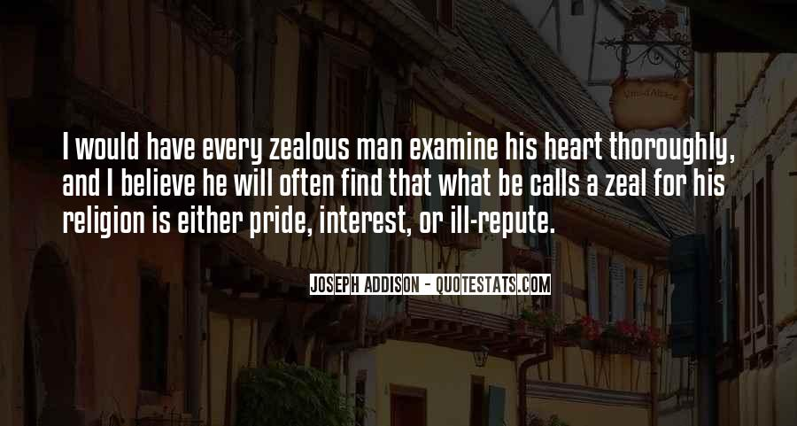 A Man Heart Quotes #118849