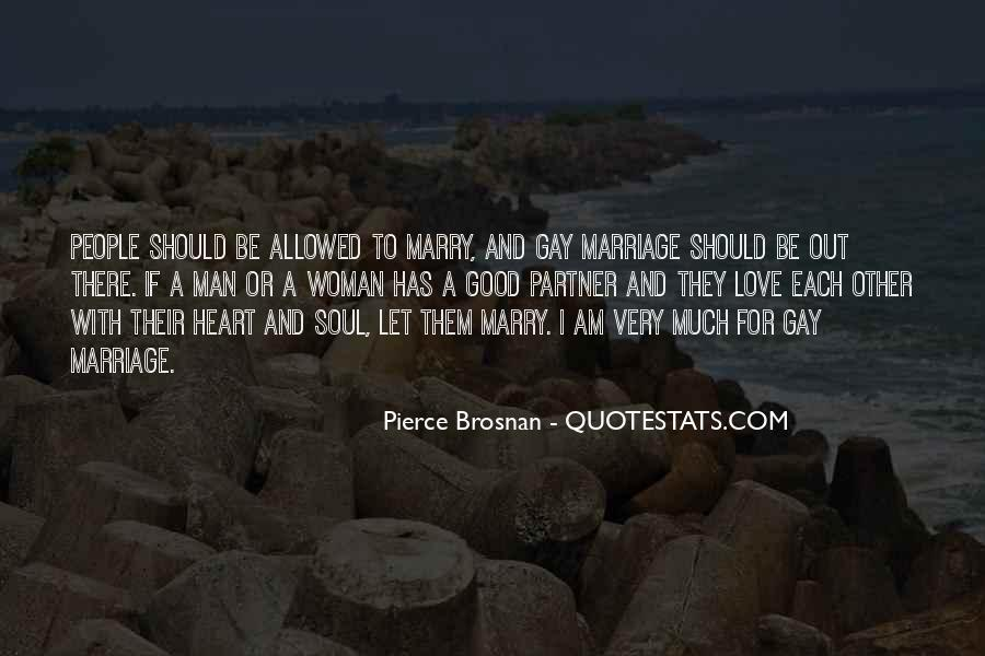 A Man Heart Quotes #13265