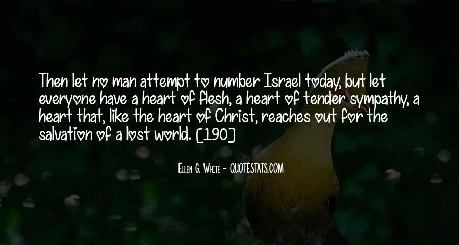 A Man Heart Quotes #189