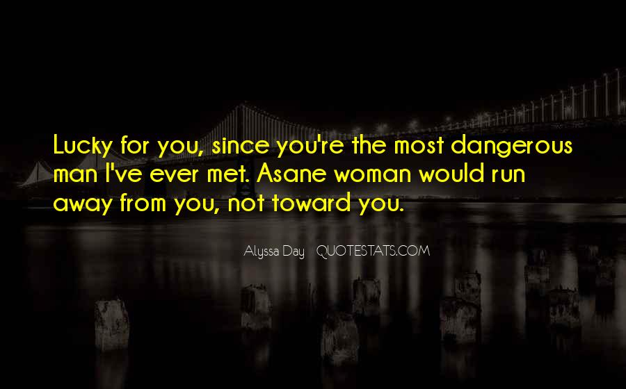 A Man Heart Quotes #3148