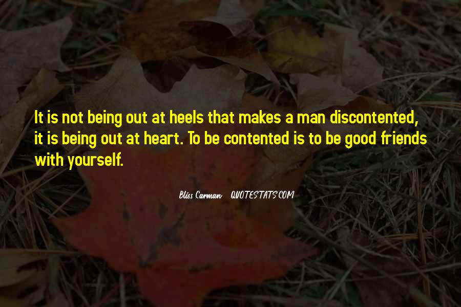 A Man Heart Quotes #62990