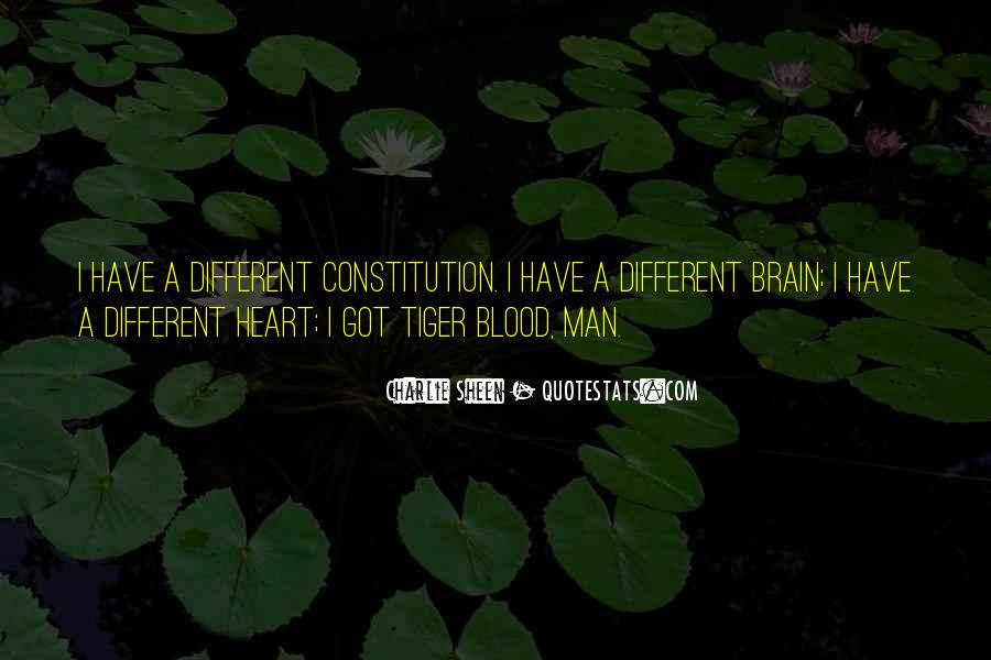 A Man Heart Quotes #85710