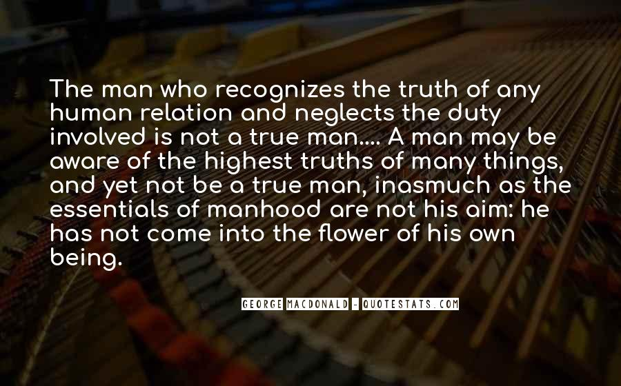 A Man Is Quotes #4037