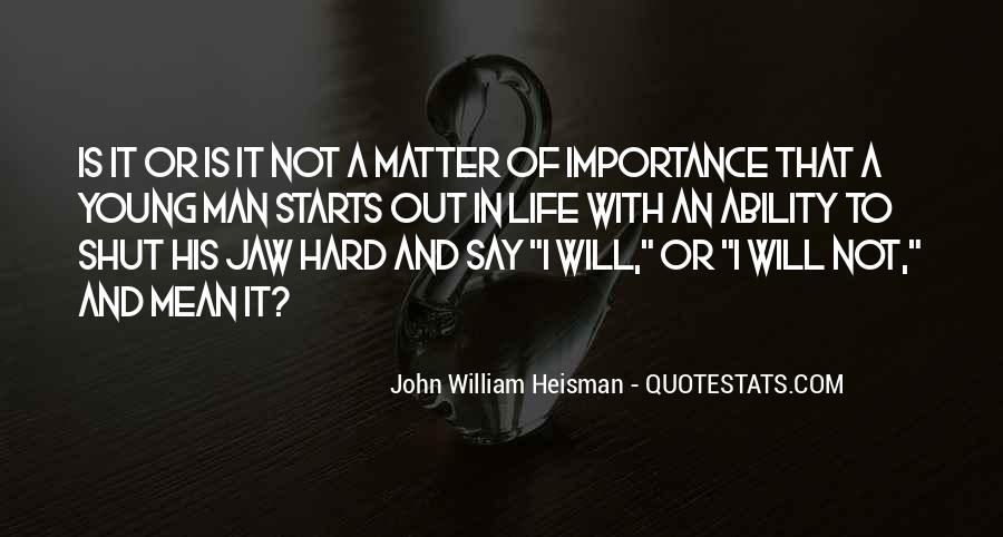 A Man Is Quotes #6789