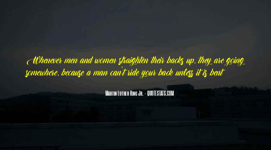A Man Is Quotes #7678