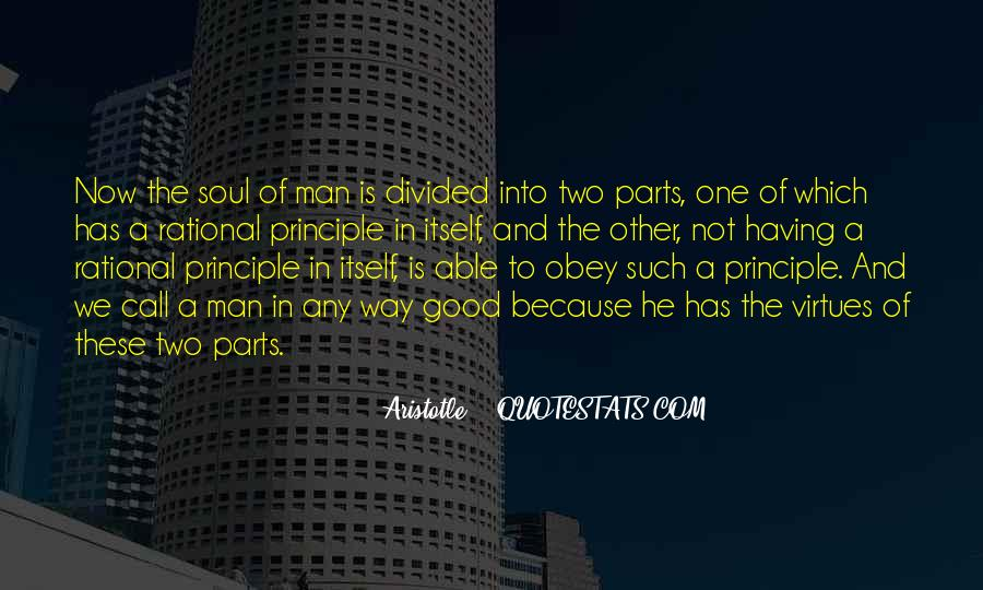 A Man Is Quotes #860