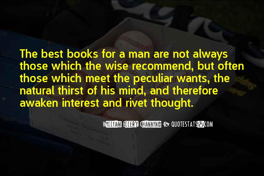 A Man Wants Quotes #105146
