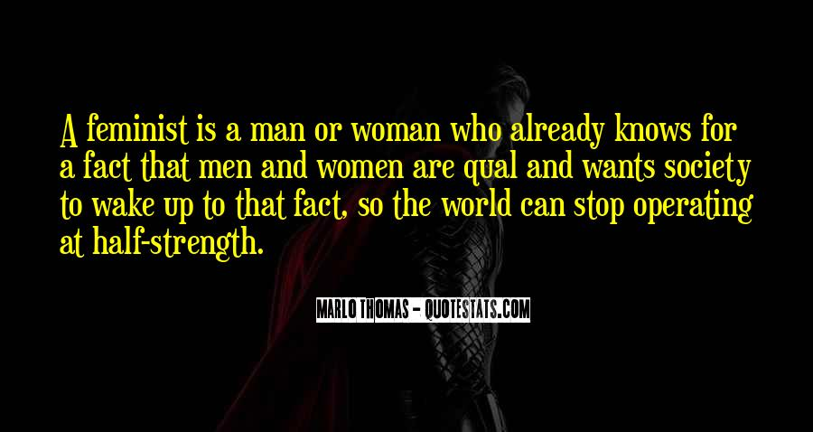 A Man Wants Quotes #119280