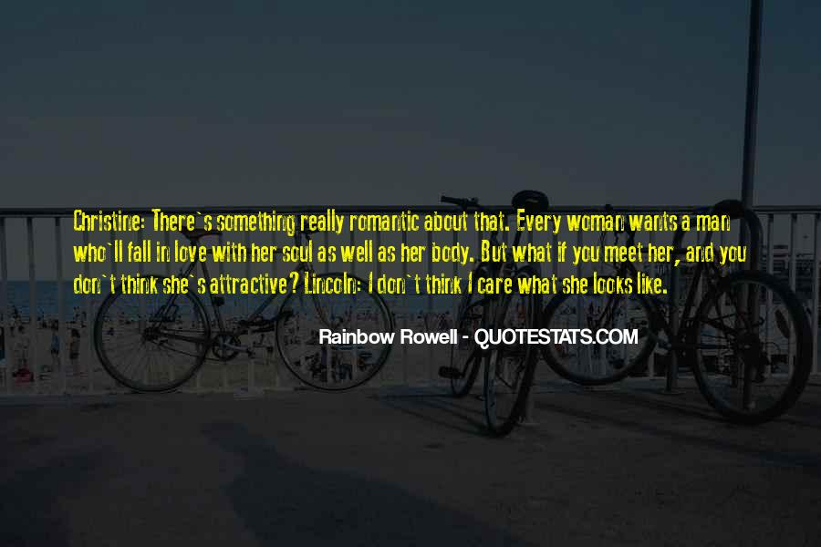 A Man Wants Quotes #141744