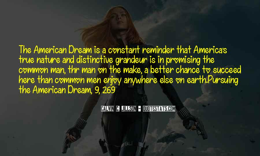 A Man Without A Dream Quotes #212875