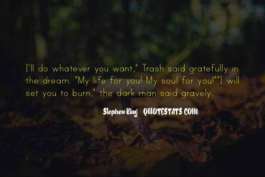 A Man Without A Dream Quotes #47313