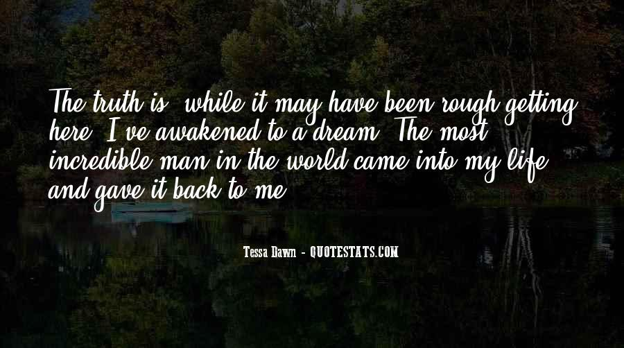 A Man Without A Dream Quotes #71560