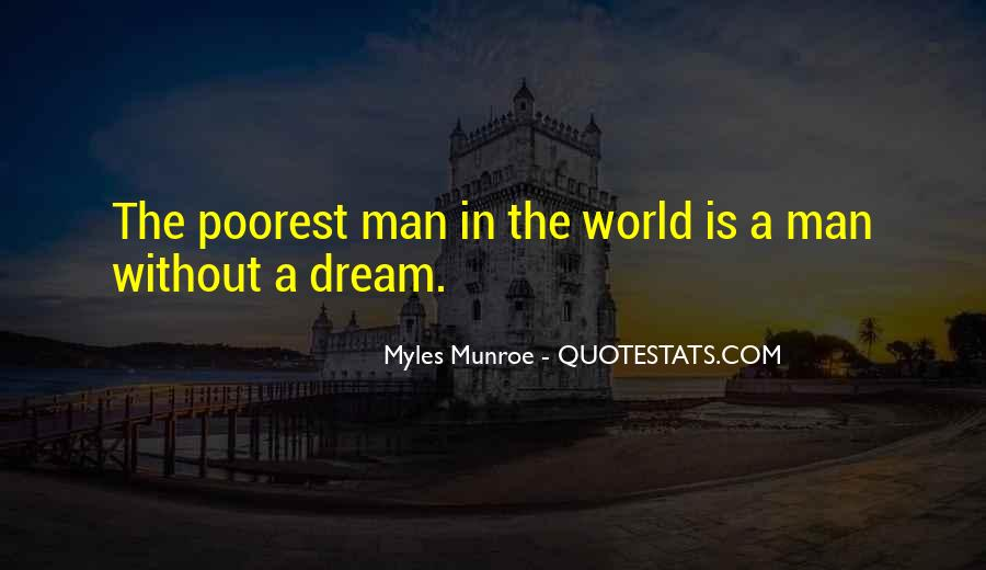 A Man Without A Dream Quotes #907095