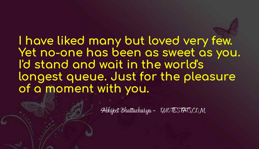 A Moment With You Quotes #163810