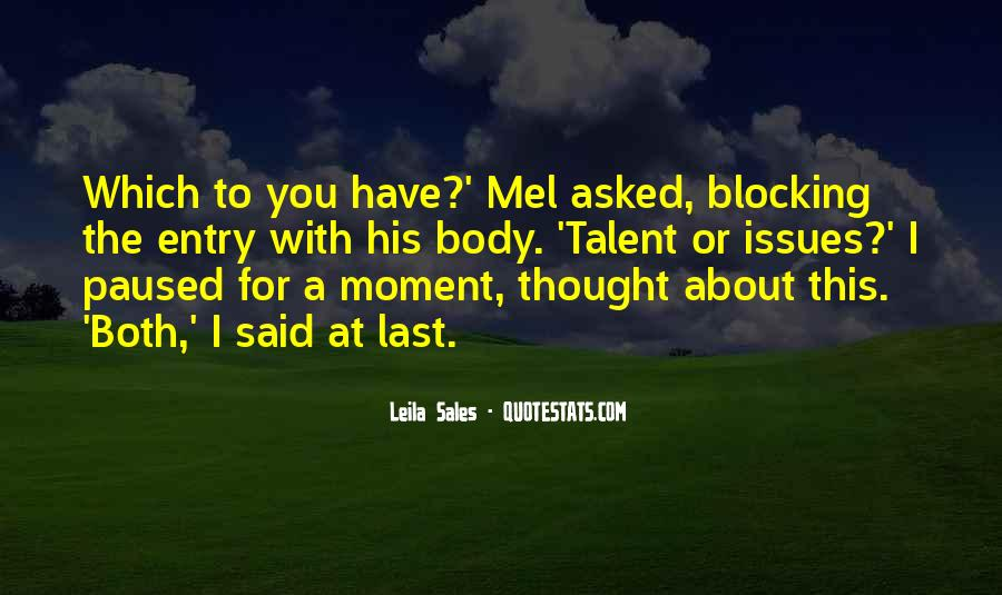 A Moment With You Quotes #209400