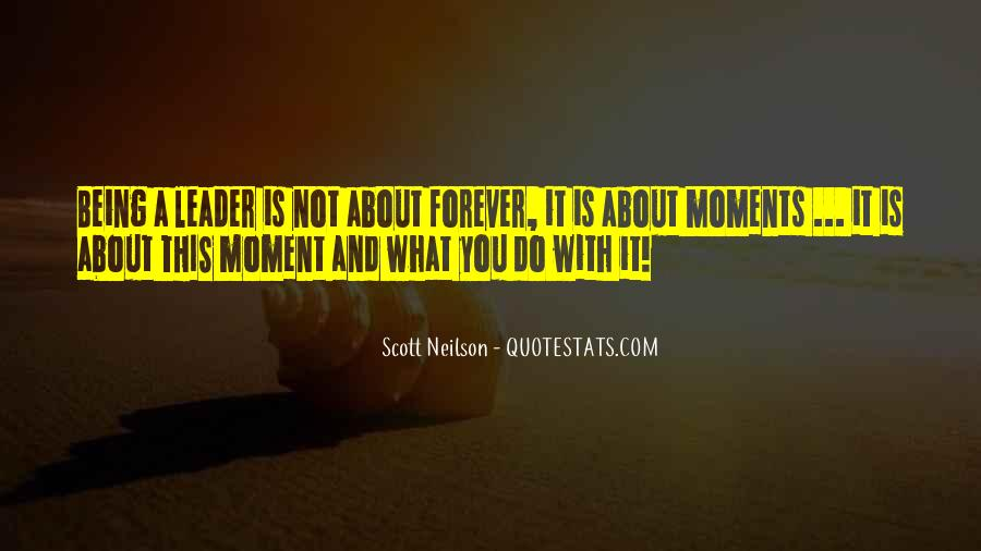 A Moment With You Quotes #78956
