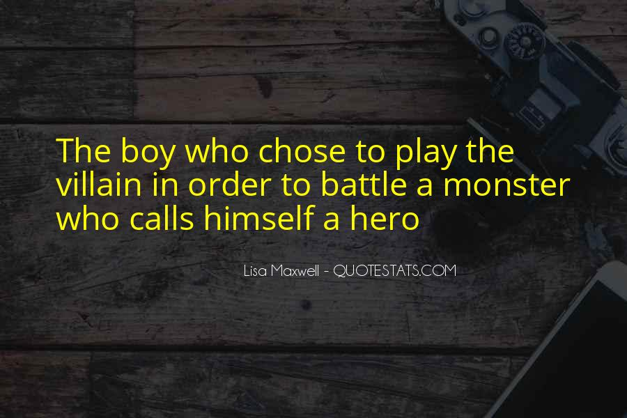 A Monster Calls Quotes #1039030