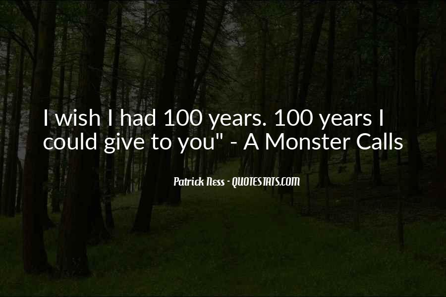 A Monster Calls Quotes #1670605