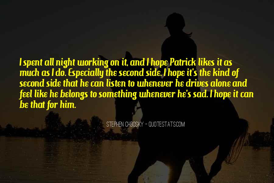 A Night Well Spent Quotes #161525