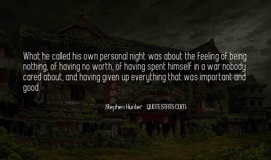 A Night Well Spent Quotes #406540