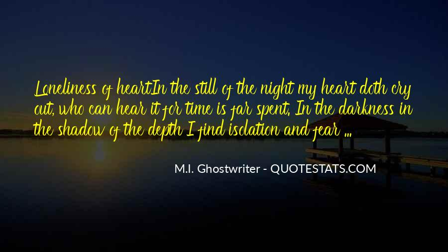 A Night Well Spent Quotes #72283