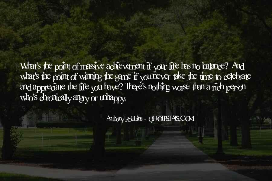 A Rich Life Quotes #116557