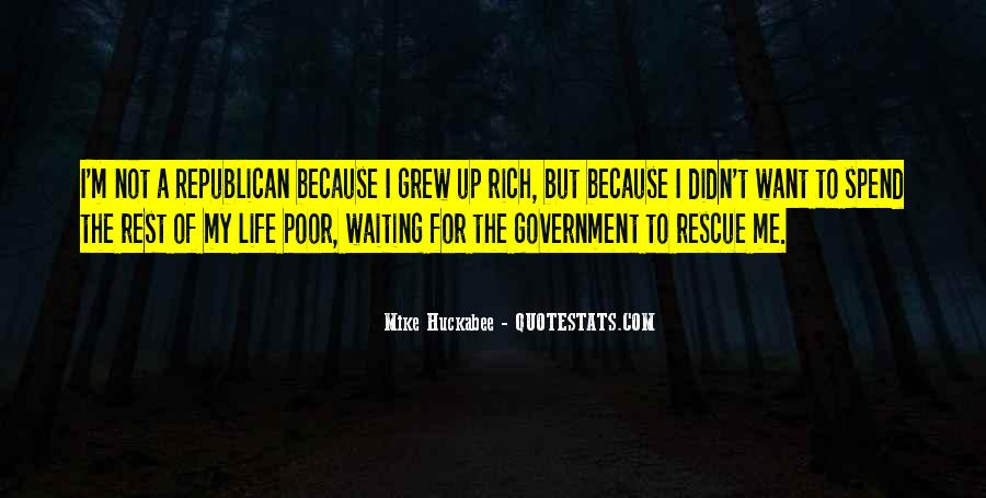 A Rich Life Quotes #137576