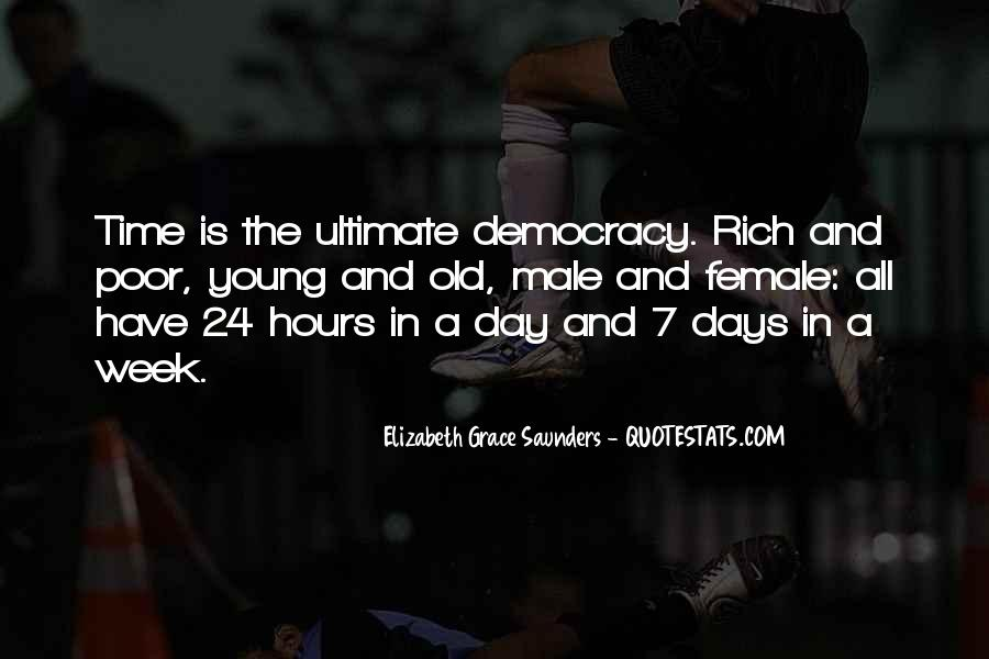 A Rich Life Quotes #215651