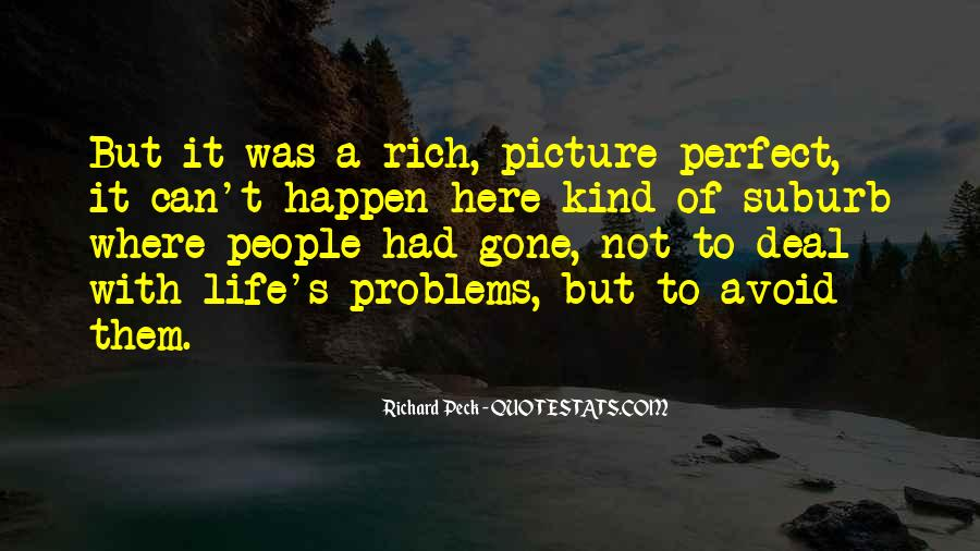 A Rich Life Quotes #289420