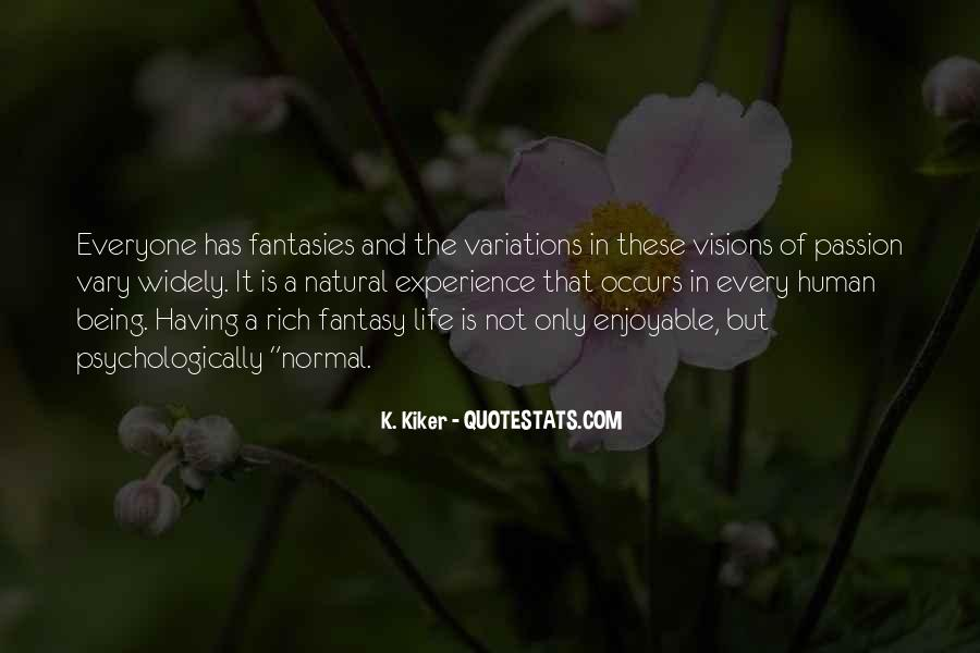 A Rich Life Quotes #301783