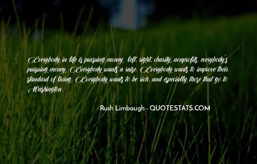 A Rich Life Quotes #314171
