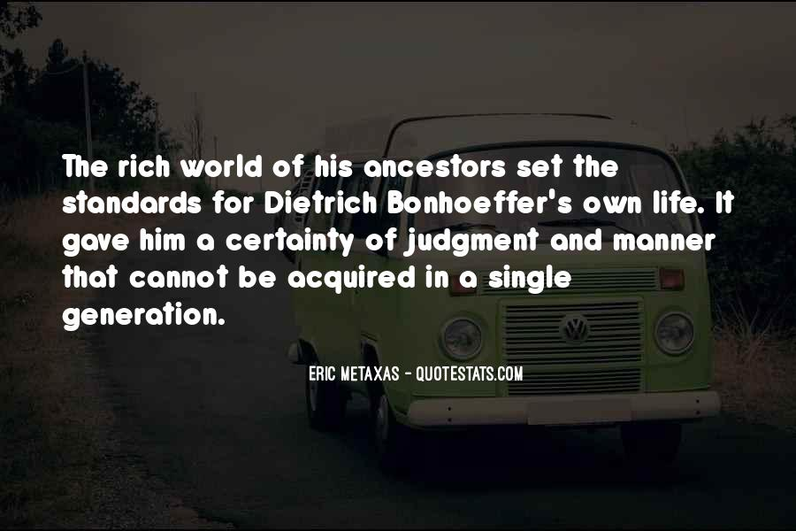 A Rich Life Quotes #340773
