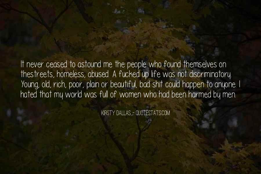 A Rich Life Quotes #389631