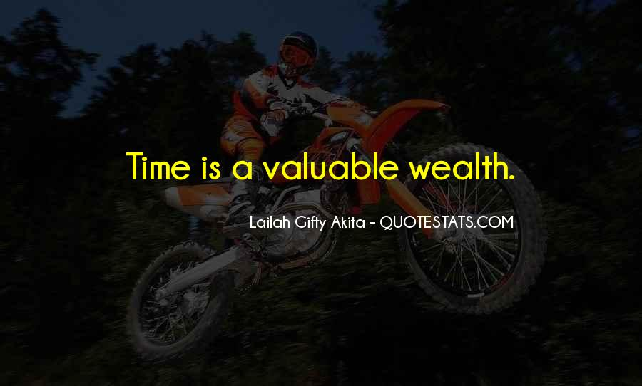A Rich Life Quotes #402606