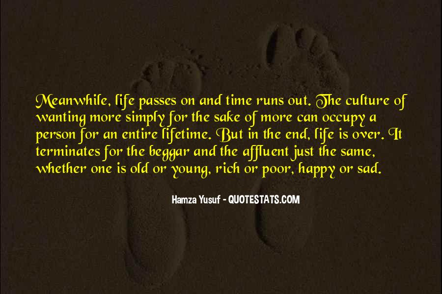 A Rich Life Quotes #445690