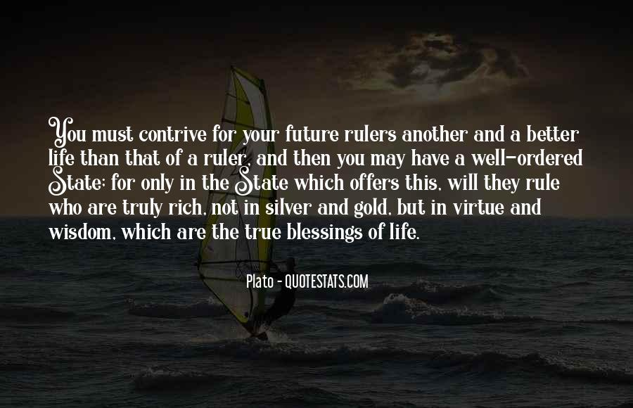 A Rich Life Quotes #501527
