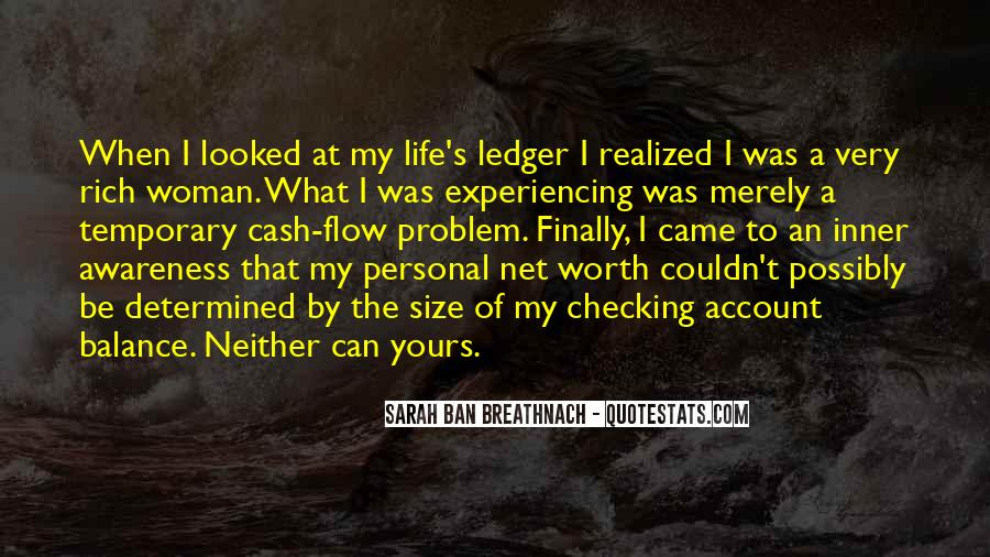 A Rich Life Quotes #515638